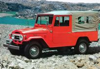 Toyota Land Cruiser 3.0D - BJ43 - (B) (02/1974-10/1984)